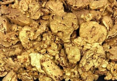 Buy gold nuggets online