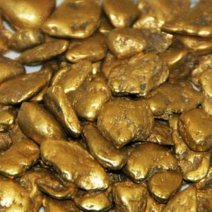 GOLD BARS & NUGGETS
