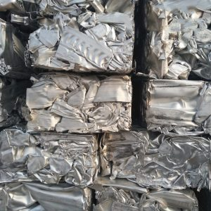 Aluminum Extrusion 6063 for Recycling