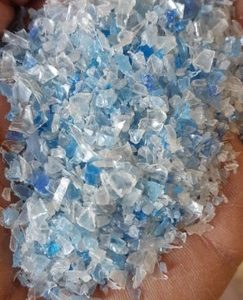 PET Bottle Flakes, For Bottles and Strapping
